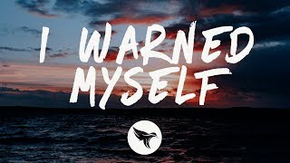 Cover images Charlie Puth - I Warned Myself (Lyrics)