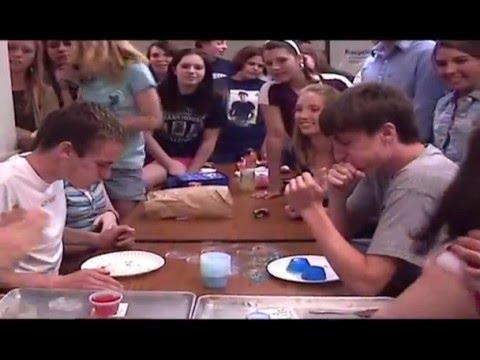 Carey High School Jello Eating Contest