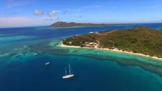 2015-11-19 Flying over Blue Lagoon, Yasawa, Fiji