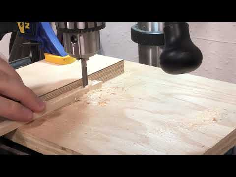 milling slot in balsa 3200 rpm