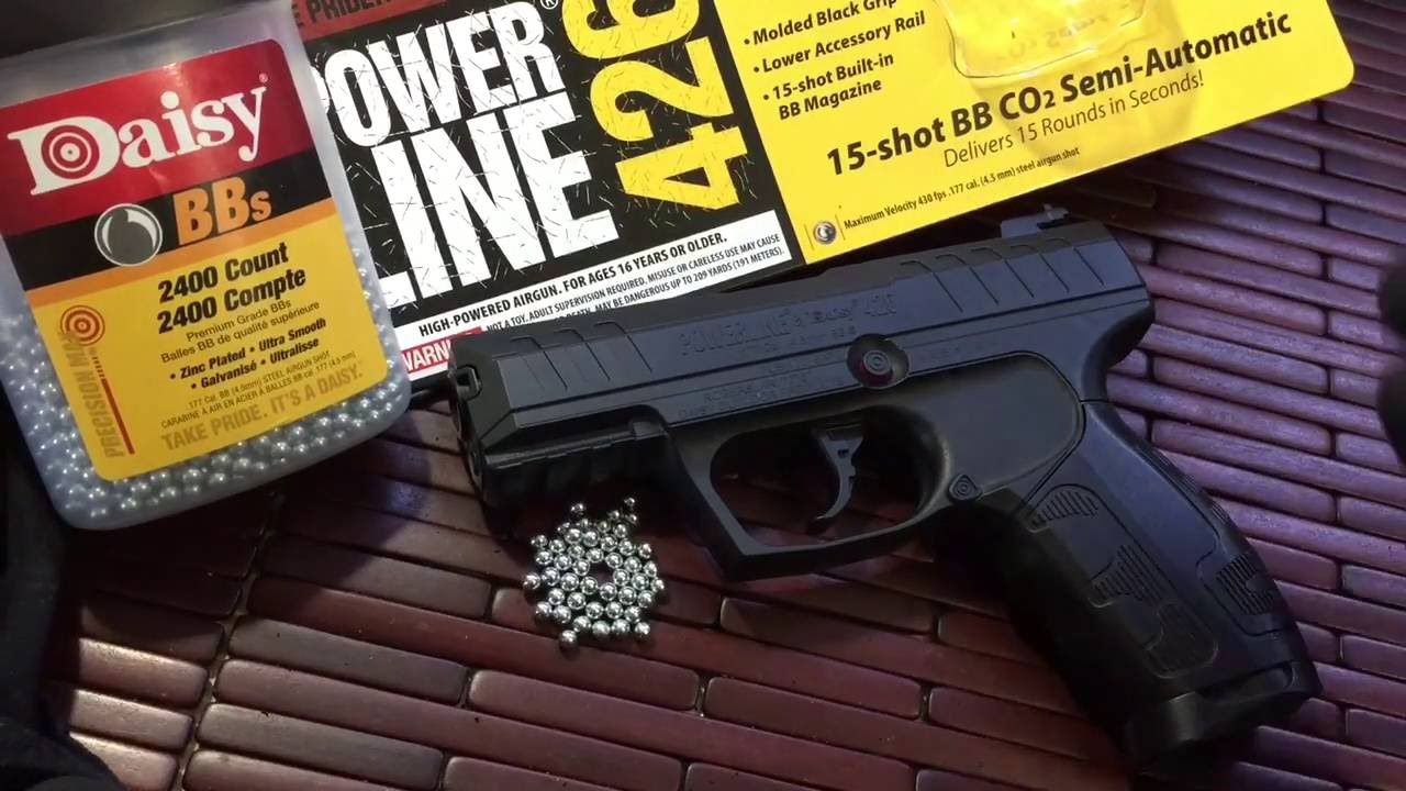 Daisy Power Line 426 BB  Gun