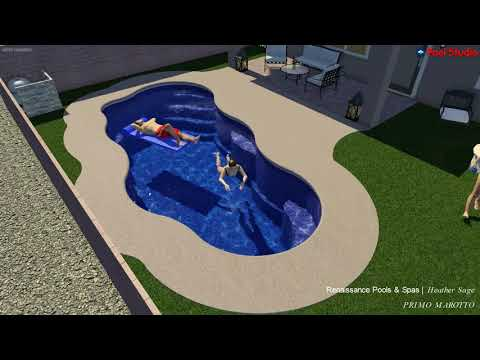 Pool Studio - 3D Swimming Pool Design Software