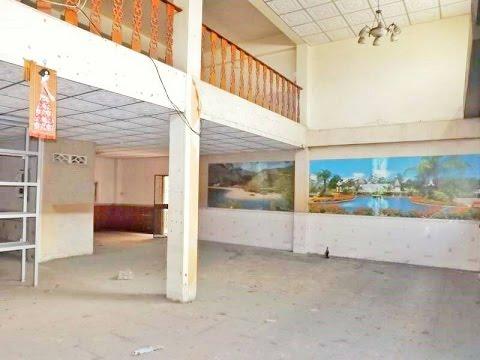 ตึกแถวให้เช่าราคาถูก ใกล้ตลาด999 ลาดกระบัง คลิป 1/5