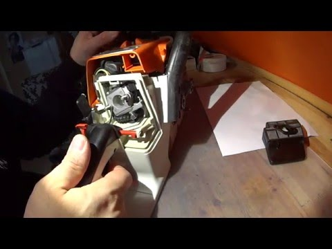 Hebel für Gasgriff für Stihl 024 024AV AV MS 240 Super