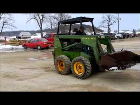 1976 Deere 170 For Sale Youtube