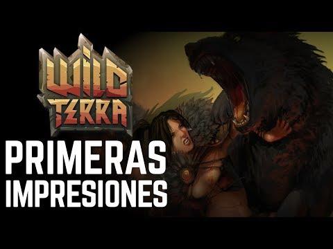 Wild Terra Online MMORPG – Primeras impresiones – Gameplay en Español