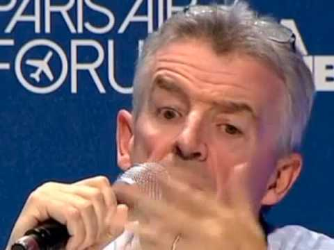 Michael O'Leary Gulf carriers good for Ryanair