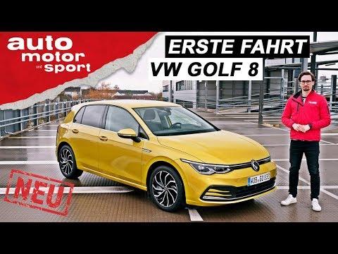 erste-fahrt-im-neuen-vw-golf-8:-was-kann-der-mild-hybrid?---fahrbericht/review-|-auto-motor-&-sport