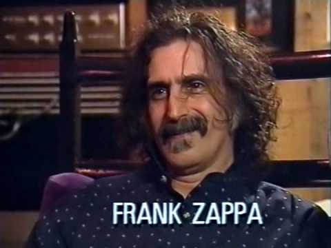 Frank Zappa Interviewed for 'The New Music' (1991)