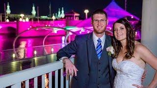 Wedding at Sheraton Riverwalk - Shannon & Nick