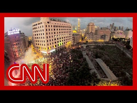 Thousands in Lebanon protests march against corruption and tax hikes