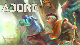 DIABLO + POKEMON nesse jogo BRASILEIRO: Adore (Gameplay em Português PT-BR)
