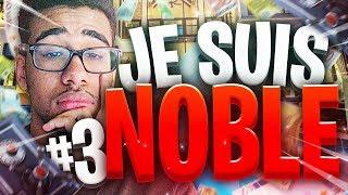 """*TROLL* se faire passer pour un """"NOBLE"""" sur Fortnite... #3"""