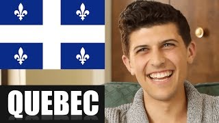 American's view • What living in Quebec is like