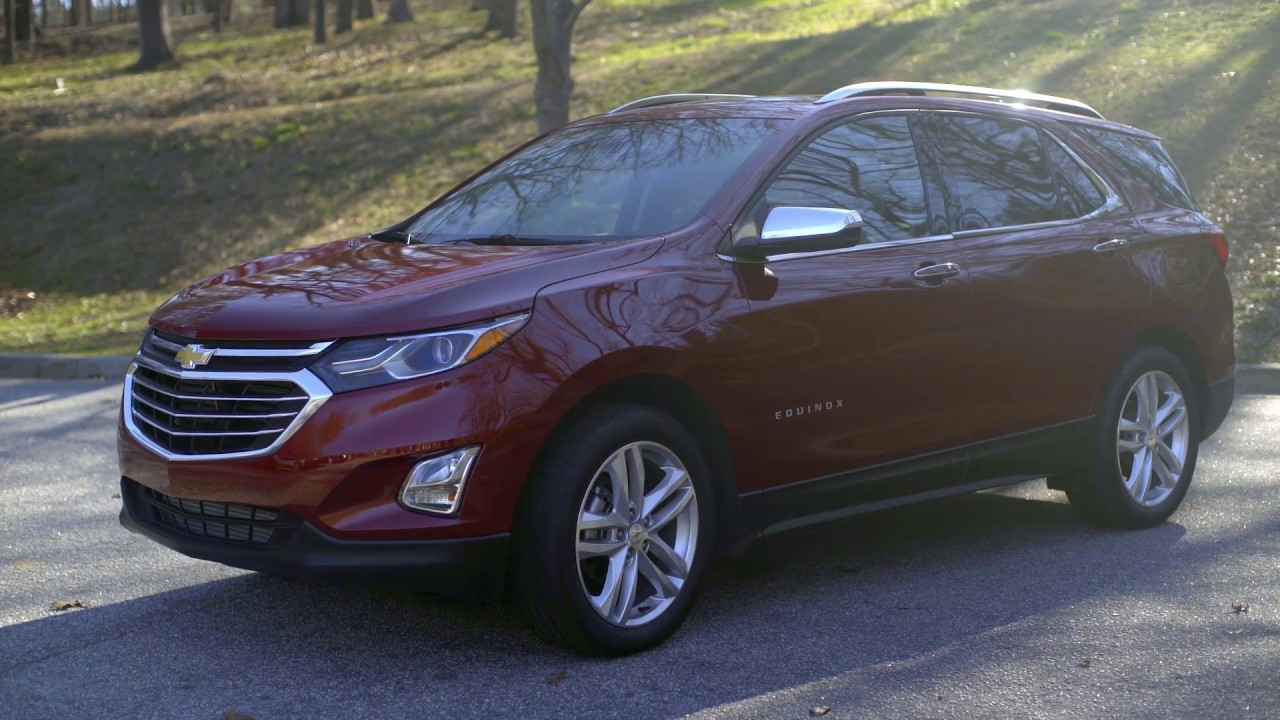 2018 Chevrolet Equinox Exterior Design In Red Trailer Automototv Chevy Hitch Wiring