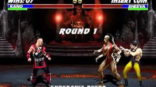Ultimate Mortal Kombat 3 - Kano Arcade Very Hard - SlayerValdes thumbnail