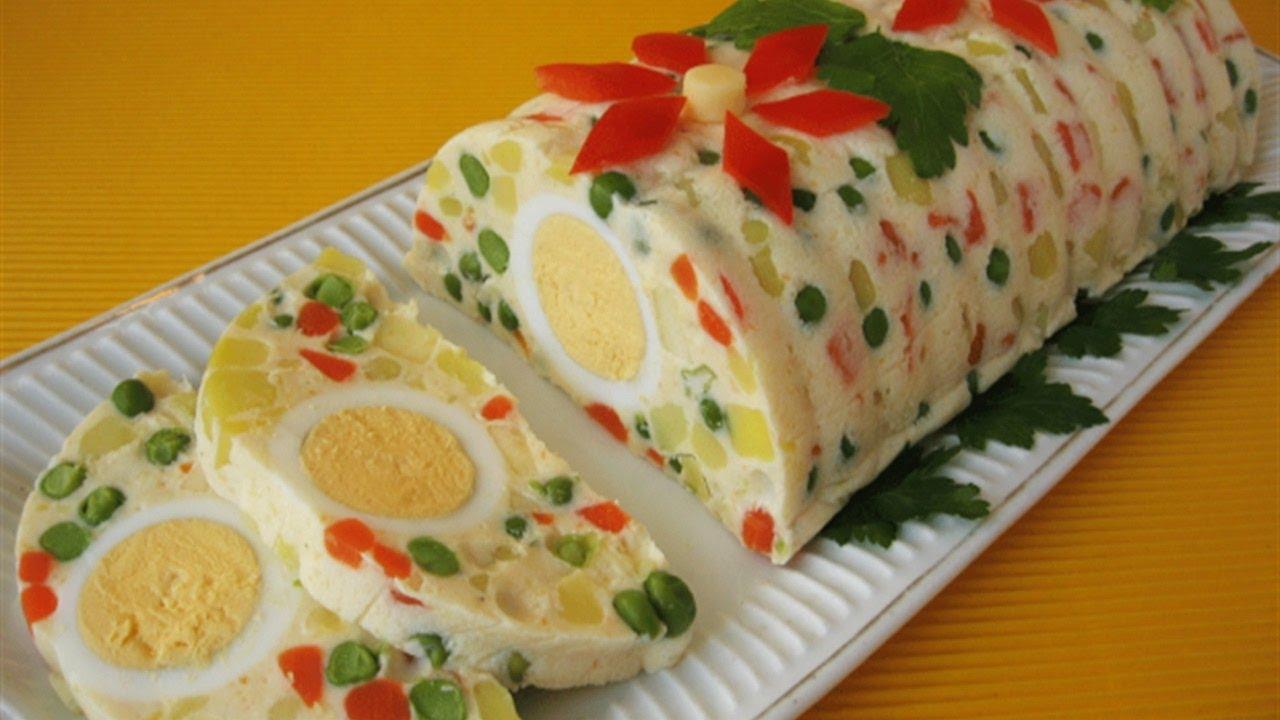 T picas ensaladas ricas f ciles y saludables comida de for Comidas faciles y saludables