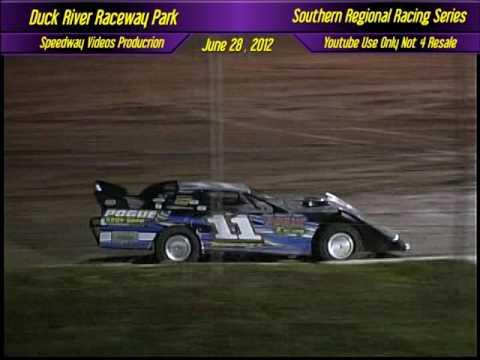 Duck River Raceway Park | Southern Regional Racing Series | $3,000 | June 28 , 2012