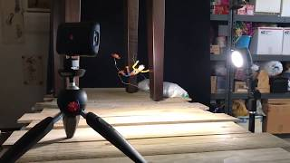 Mitchel Wu Toy Photography: Woody Vs Vacuum Cleaner Behind the Scenes