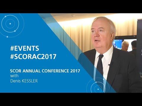 SCOR Annual Conference 2017 - Denis KESSLER