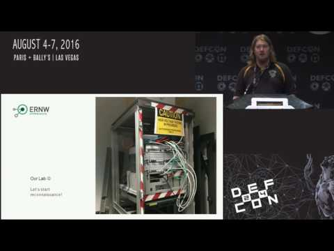 DEF CON 24 - Hendrik Schmidt, Brian Butterly - Attacking BaseStations
