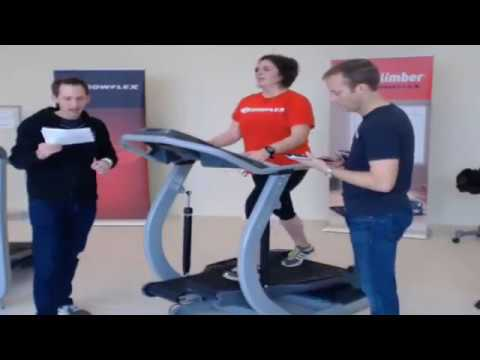Bowflex® TreadClimber® Live Demonstration - 11/8/2013