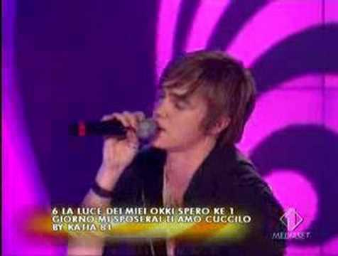 Because you Live-Jesse McCartney