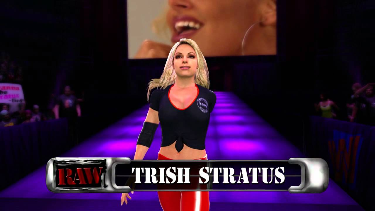 Wwe trish video
