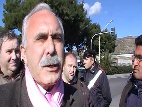 Gaeta. I Camionisti accolgono il Generale Pappalardo e Danilo Calvani