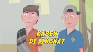 Divertidos Dibujos Animados De Sunda Kabeh En Corto (Representa Divertido) | KangCartoon