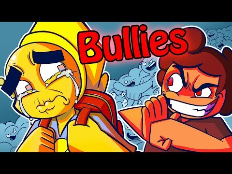 Standing up to Bullies (Ft. PapaSaber)