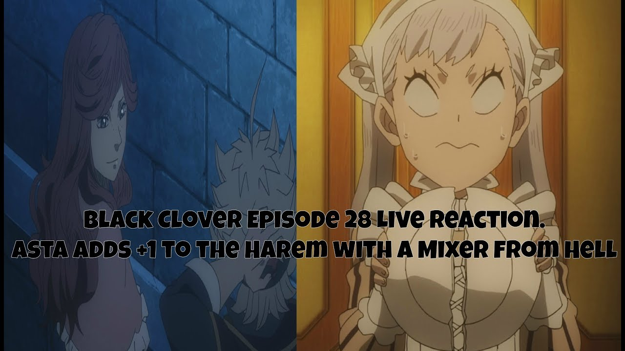 Black Clover at gogoanime - watch-gogoanime.net