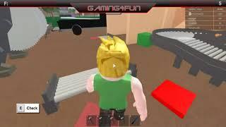 Roblox Lumber Tycoon | Micki always comes too late :o [English/1080p]
