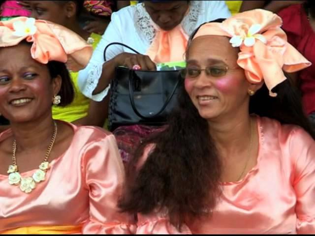 Seychelles The Creole Festival