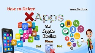 David and David show you how to delete apps on an iPhone running iOS 13. Apple's latest software upd.