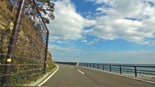 【岩手県道】44号岩泉平井賀普代線その1