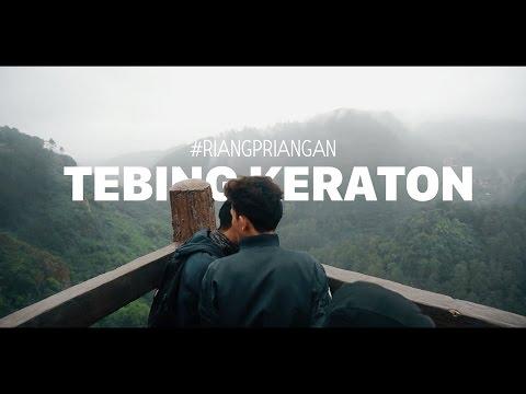 TEBING KERATON ( Bandung Tourism, Timelapse, Slowmotion )