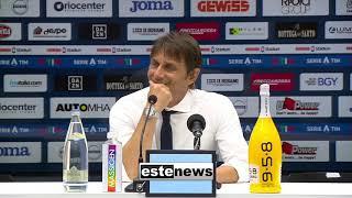 """Atalanta Inter 0 2, Lo Sfogo Di Conte: """"ho Trovato Poca Protezione Da Parte Del Club"""""""