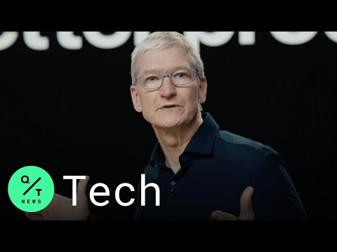 Tim Cook Unveils iOS 14 Updates to iPhone, Apple Watch at WWDC