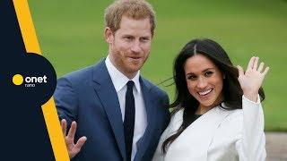 Jak będzie wyglądać ślub księcia Harry'ego i Meghan Markle? | #OnetRANO #WIEM