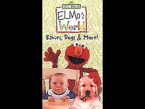 Closing To Elmo's World:Babies Dogs & More 2000 VHS - YouTube