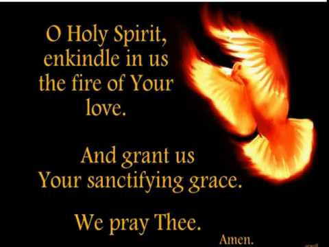DAY 4 - NOVENA TO THE HOLY SPIRIT