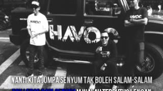 Joe Flizzow ft Altimet & Sonaone - Havoc (Karaoke)