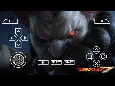 Top 5 Psp Tekken Games For Android | PPSSPP GAMES 2019/2020 | HD