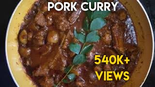 easy pork vindaloo