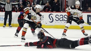 NHL Highlights | Ducks vs. Hurricanes - Jan 17, 2020