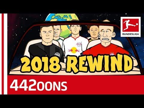 Bundesliga Rewind 2018 - Powered By 442oons