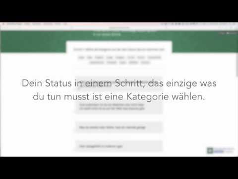 Status sprüche app