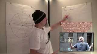 ASMR Math: Radians and Degrees: How They're Related and How to Convert Them - Male, Trigonometry