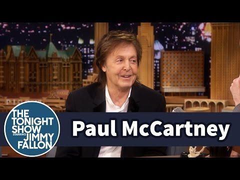 Paul McCartney Names His Favorite Ringo Starr